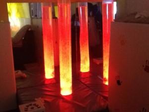Our bubble tubes